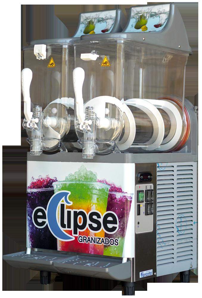 Maquina de granizados Eclipse